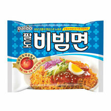 Paldo Bibimmen Cool Spicy Sweet Noodles Korean Favorite Instant Ramen 130g