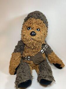 "Build A Bear Workshop STAR WARS Plush Chewbacca Wookie 20""  - Free Shipping"