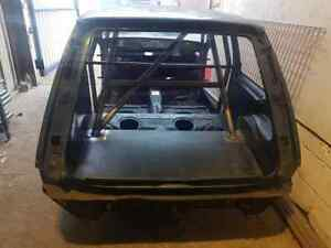 6 point Roll cage fully fitted weld in
