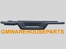 2006-2010 HUMMER H3  REAR UPPER BUMPER STEP PAD NEW GM #  15794048