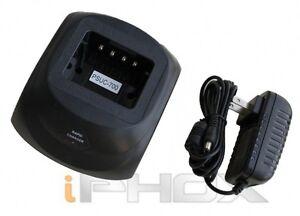 CH1007L Charger for Hytera HYT TC-700 TC-780M TC-780T BL1703 BL2102 Battery H102