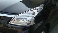 HEAD LIGHT & TAIL LAMP COVER CHROME FOR TOYOTA AVANZA 2012
