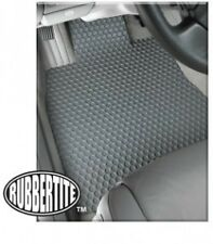 RUBBERTITE all-weather FLOOR MATS Custom Made 1994-2001 Chevrolet S-10 Xtreme