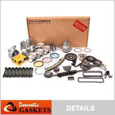 99-05 Chevrolet Tracker Suzuki Vitara 2.5L DOHC Overhaul Engine Rebuild Kit H25A