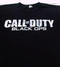 CALL of DUTY Black Ops XL promo T-SHIRT