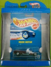 Hot Wheels 1:64 3+1994 Boys Authentic Commemorative Replica 1997 Rigor Motor Car