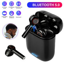 TWS Bluetooth 5.0 Earbuds Wireless Earphones Touch Stereo Headphone Pods Headset