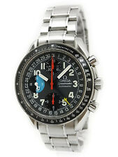 OMEGA Speedmaster Automatic Triple Date Watch Mark40 Cosmos 3520.53 Cal.1151
