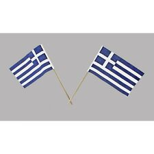Greece Small Flags(2) Greek Grecian Party Table Decor