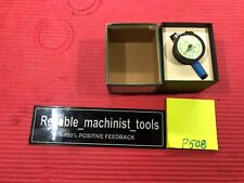 Nos Federal B3q 0005 Dial Indicator Inspection Gage Tool Made In Usa P508