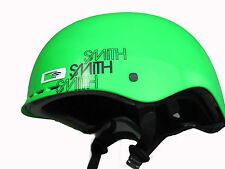 - New - Smith Optic Holt Park Skate , BMX Helmet Neon Green Large