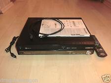 Panasonic dmr-ex98v DVD/VHS/HDD Recorder, HDMI, bda&fb, 2j. Warranty