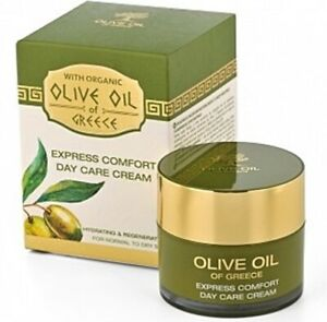 BioFresh  EXPRESS COMFORT DAY CARE OLIVE OIL OF GREECE  cream 50 ml/1.69 oz