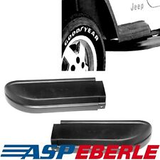 Garde boue élargissement coins Extension Flare Jeep Wrangler Yj 87-96 US