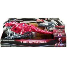 Power Rangers 2017 Película Deluxe T-Rex Battle Zord & figura libre de Reino Unido P&p