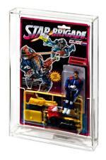 10 x GW Acrylic Display Case (ADC-022) - GI Joe Battle Corps / Star Brigade Tall