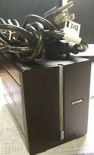 D-link DNS-321 Network Attached Storage 2 Bay NAS RAID - 2 320GB HDD