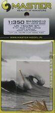 Master 1/350 IJN 15cm (6in) Gun Barrels (16pcs) # SM35010