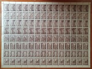 "AUSTRIA WIEN Mint NH ""Verkehrsverein"" Complete Sheet 14 Sets Cinderellas VF"