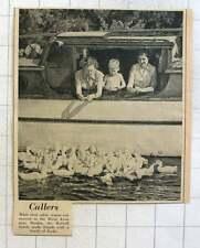 1953 The Barwell Family Feeding Ducks Cabin Cruiser Bredon
