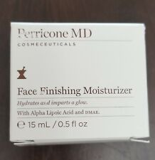 Perricone MD Face Finishing Moisturizer Hydrate & Glow .5oz