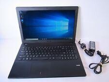 Asus X551M Notebook Windows 8.1 500Gb Hdd 4Gb Ram 2.16 Ghz Intel Celeron N2830