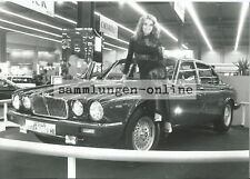 JAGUAR XJ 6 Daimler Sovereign 1982 AUTO STAMPA FOTO Photograph Photo automobilistica