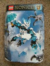 NEW Lego Bionicle 70782 Protector of Ice Figure in a Sealed Box Complete Set