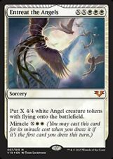 1x Entreat the Angels - Foil NM-Mint, English From the Vault: Angels MTG Magic