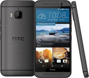 HTC One M9 - 32GB - Gunmetal Gray (Unlocked) Smartphone 20MP