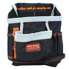 8 Pockets Tool Pouch Belt Bag Holster Storage Holder Electrician Tool Waist Bag