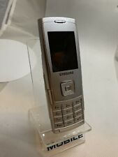 Samsung SGH E900 - Silver Gold (Unlocked) Mobile Phone