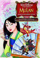 Eddie Murphy DVDs Mulan
