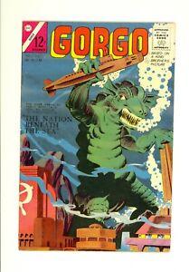 Gorgo #21 5.0 (Off-White) VG/FN Charlton Comics 1964 MGM