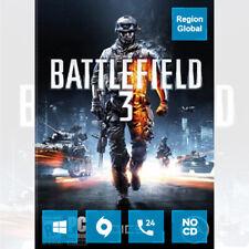 Battlefield 3 for PC Game Origin Key Region Free
