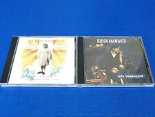 10,000 Maniacs 2 CD Rock LOT - Hope Chest & MTV Unplugged (Play Like New)
