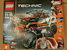Lego 9398 Technic 4X4 Crawler with Power Functions New Sealed Retired