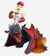 Washington Nationals Game Of Thrones Screech Fire Dragon Bobblehead! NIB Ltd Ed.