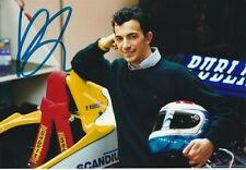 Paolo Ruberti (Italien) F3000 Pilot Team Durango 1999 - persönlich signiert