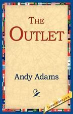 The Outlet by Andy Adams (2005, Paperback)