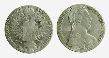 pci3753) AUSTRIA - Maria Teresa d'Austria (1740-1780) - Tallero 1780