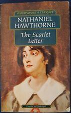 The Scarlet Letter (Paperback or Softback) Nathaniel Hawthorne 1999 edition