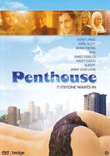 The Penthouse NEW PAL Cult DVD Chris Levitus Rider Strong Corey Large A. Scott