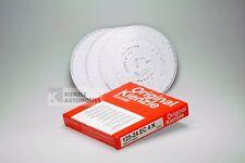 5 Päckchen Original Kienzle VDO Kombi-Diagrammscheiben 125-24EC4 K 1900-57120000