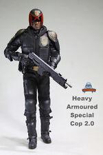 Artfigures 1/6 Figure Heavy Armoured Special Cop AF-022