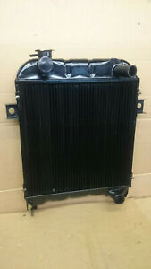 Jaguar Mk 2 & S-Type radiator