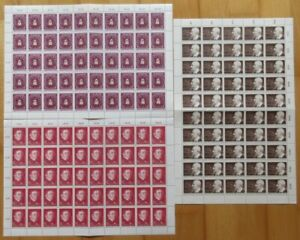 Österreich Sondermarken-Bogen 3 Stück (IZ5351), alle Bogen postfrisch**