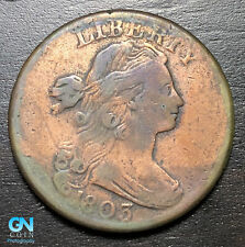 1803 Draped Bust Large Cent --  MAKE US AN OFFER!  #B6342