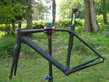 Giant TCR Carbon Road Race Bike Cycling Frame, Forks & Seatpost 54cm