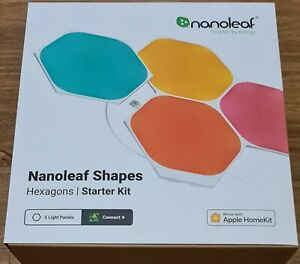 Nanoleaf Shapes Hexagon Starter Kit - 5 Pack